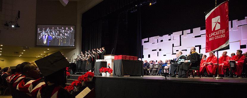Commencement Ceremony - Lancaster, PA