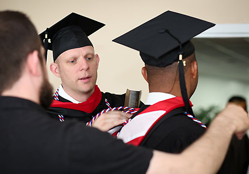 Greenbelt students prepare for graduation