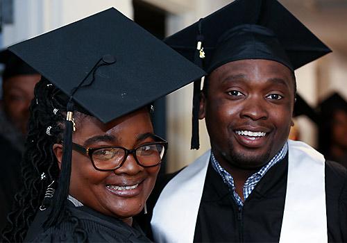 Philadelphia location graduates
