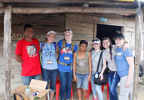 LBC students engage other cultures with journey teams