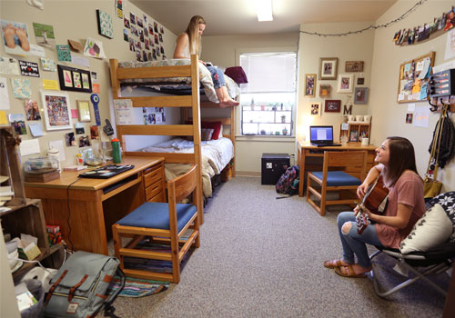 Peterson Dorm Room Women