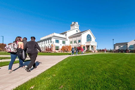 View our virtual campus tour