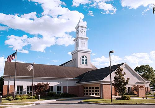 Good Shepherd Chapel at Lancaster Bible College